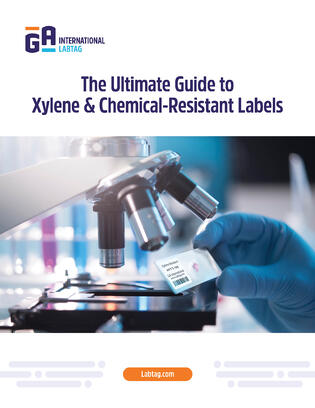 Chemical Resistant Label Guide